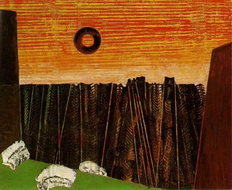 Max Ernst Fishbone Forest