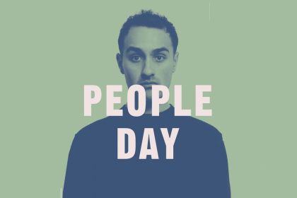 Jamie Demetriou: People Day.